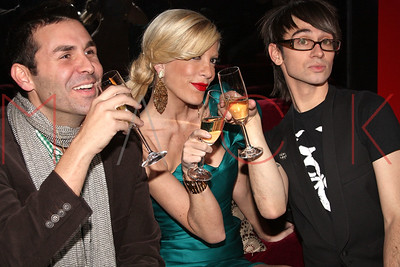 New York, NY - February 19:  The after party for Christian Siriano Fall 2009, New York, USA.