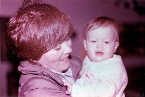 Johnny's First Birthday 1982