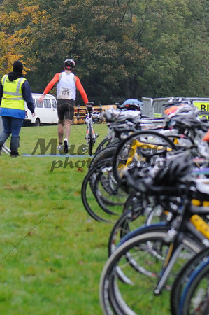 Chilham Castle Duathlon & Challenge Runs - 21st October 2012