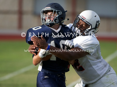 FB - Boerne-Champion vs Veterans Memorial (Mackey) (2016) (JV)