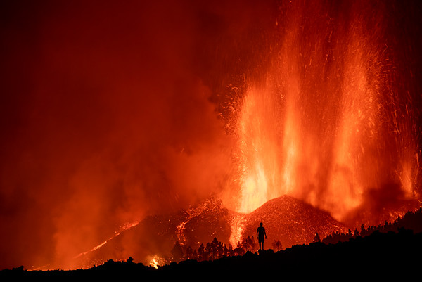 Volcán Cumbre Vieja