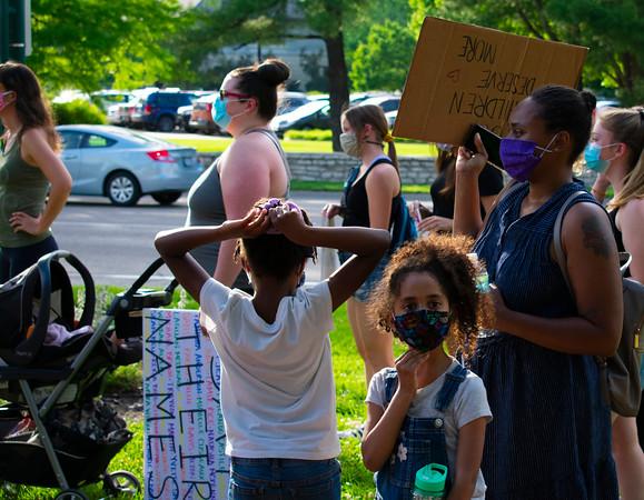 Black Lives Matter protest 6/2