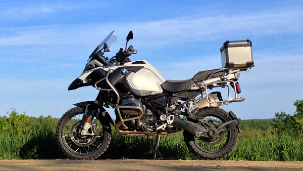 BMW R1200GSW Adventure