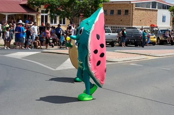 Chinchilla Melonfest 2011