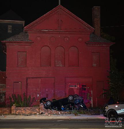 Detroit MI - Rollover Accident 10-11-2020
