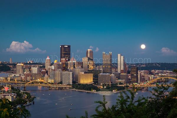 2016 Pittsburgh Calendar Photos