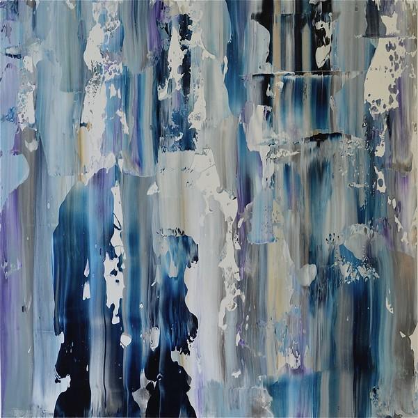 Flow Momentum-Iorillo, 40x40