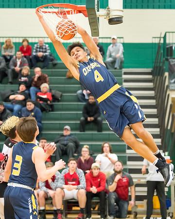 Varsity Basketball vs. Romeo 2/25/2019