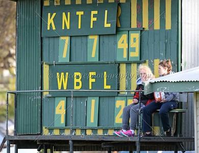 Seniors - Match 3 - KNTFL v WBFL