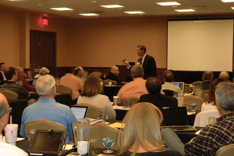 Mark Parthemer of Bessemer Trust talking on Trustee Tax Traps.