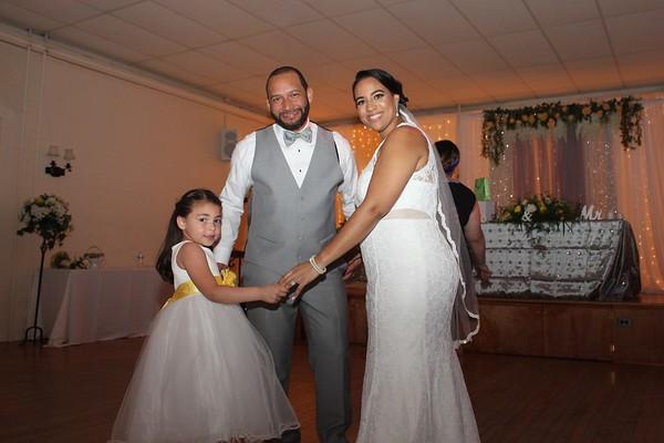 Orquidea & Carlos' Wedding