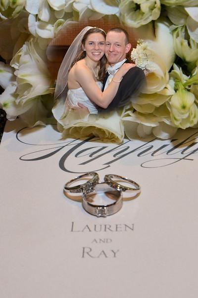 Lauren & Ray