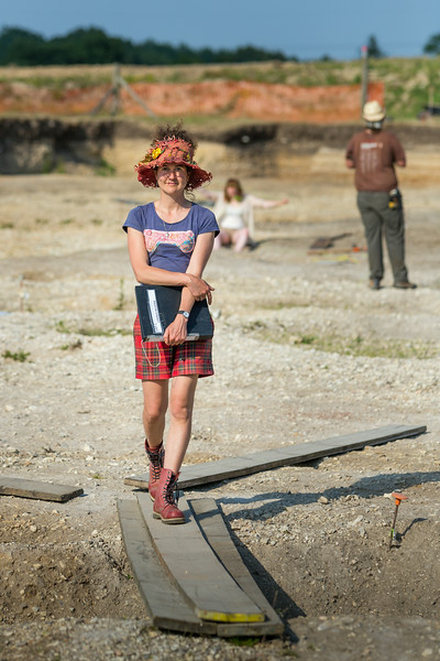 Silchester Exhibition - The People