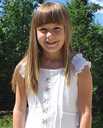 2007 Olivia turns Six!