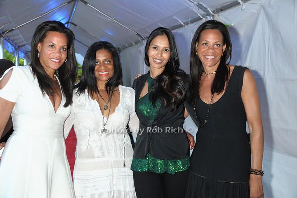 Kimberly Hatchett, Nina Cooper, Ujjwala Raut, and Karen Pablin photo by Rob Rich/SocietyAllure.com © 2014 robwayne1@aol.com 516-676-3939