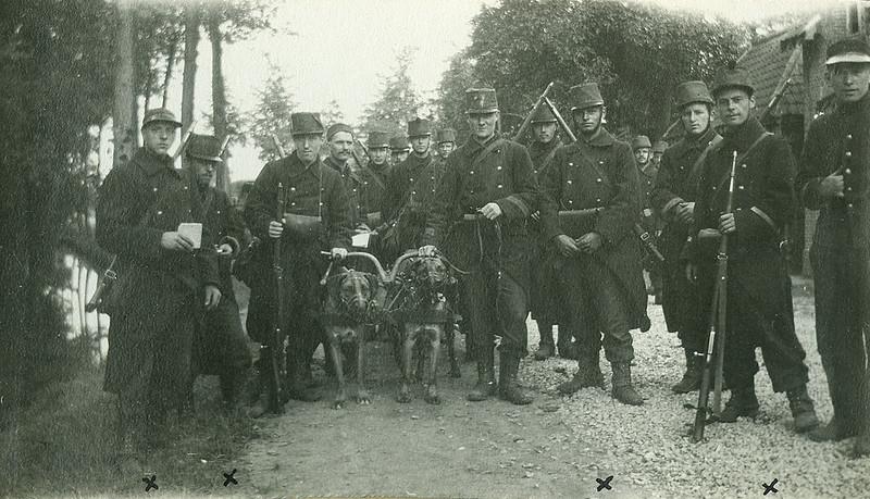 Jean Pecher, soldier of the Great War