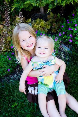 Ashlyn and Madelyn