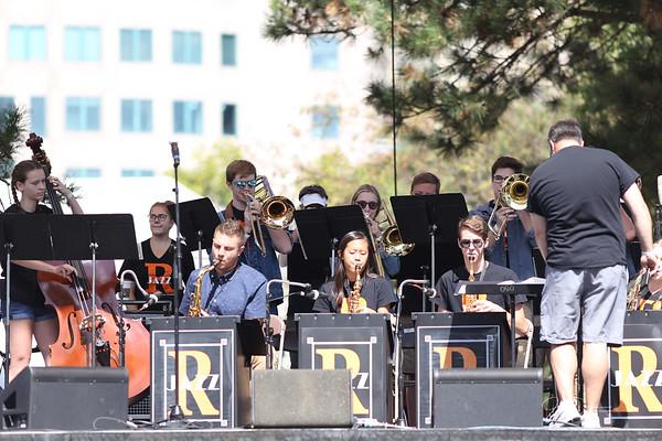 Rockport High School Jazz Band - 08-31-2019