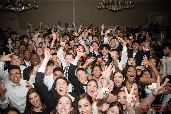 2018 Junior Semi Formal (Class of 2019)