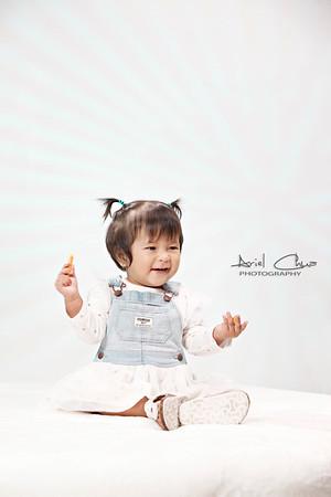 Baby Kirra Gascon Tyrrell