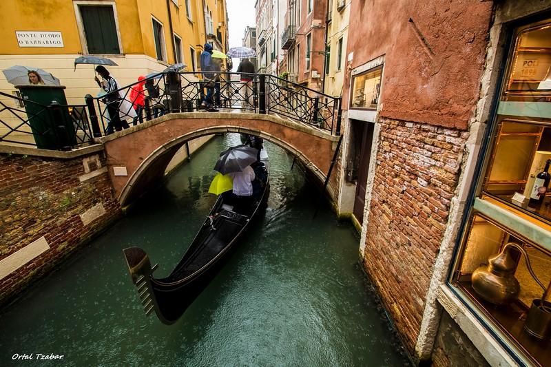 ונציה בגשם גונדולה.jpg