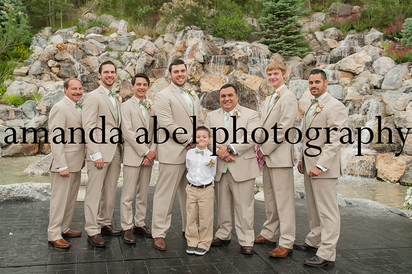 Kendra and Oliver Wedding