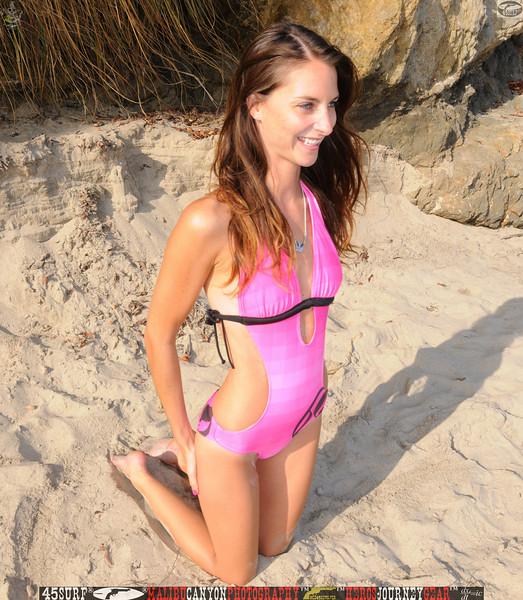 One Piece Swimsuit Model Goddess