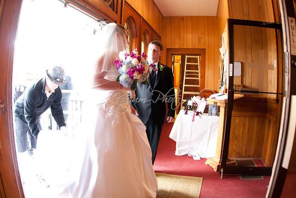 Ceremony - Cassy and Jason