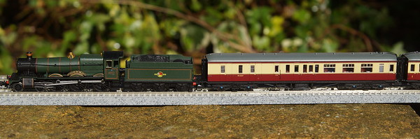 Dapol Grange and Farish Hawksworth