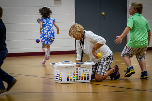 Elementary PE