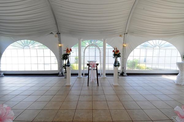 Monique's wedding Rehursal 2013