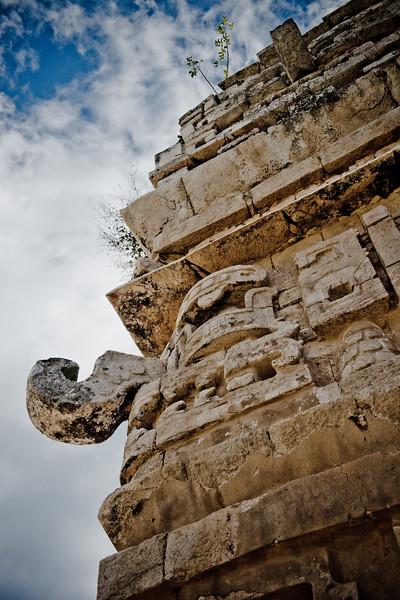 La Iglesia, Chichén Itzá