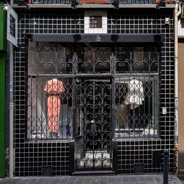 Lille Shop Front
