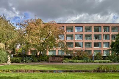 Kloosterappartementen Oudedijk Tilburg. Shift AU architecten