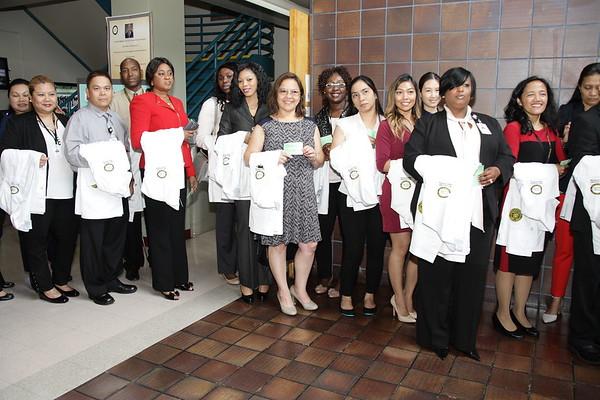 CDU School of Nursing White Coat Ceremony