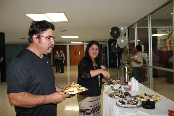 Teacher of the Year and Retiree Gala – May 23, 2013