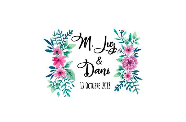 M. Luz & Dani - 13 octubre 2018