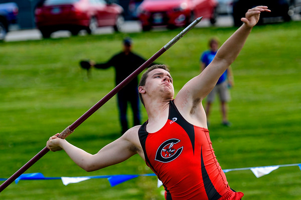 CHS T&F @Boonville April 13, 2017