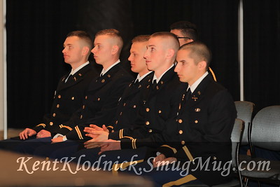 2016 WSU Army ROTC Commissioning