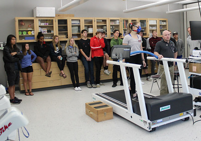 US Students Visit WSU Health Sciences 9-19-18