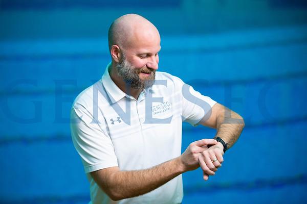 Paul Dotterweich Fitness Watch
