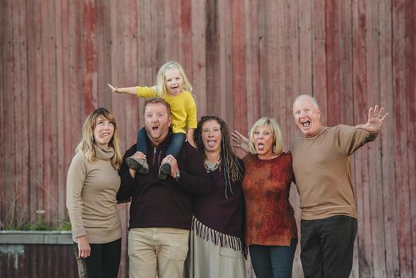 Bernard Family 2017