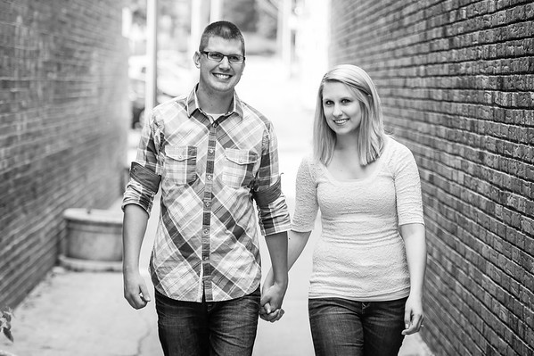 Brittany & Andrew: Engaged