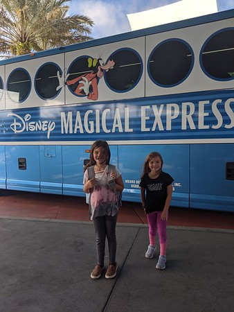 Disney world vacation 2019