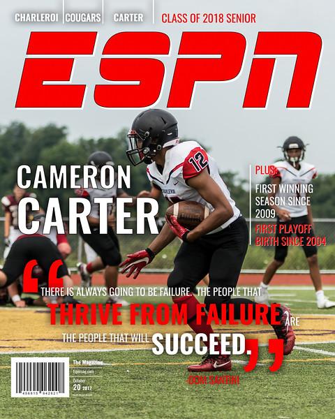 12 Cameron Carter