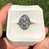 1.75ctw Edwardian Toi et Moi Old European Cut Diamond Ring  67
