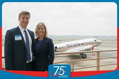 Reagan Food and Shops: Reagan National Airport's 75th Anniversary
