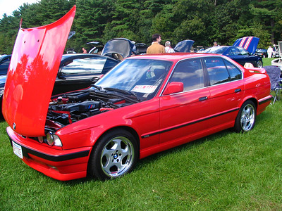 BMW Concours 2006