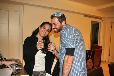 Jonathan & Hila January 13, 2010