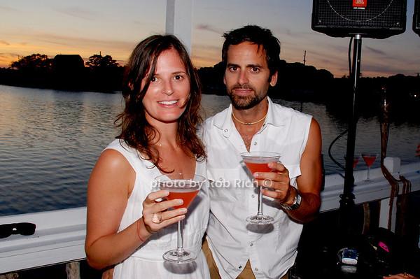 Karen Newirth and David Leinheardt